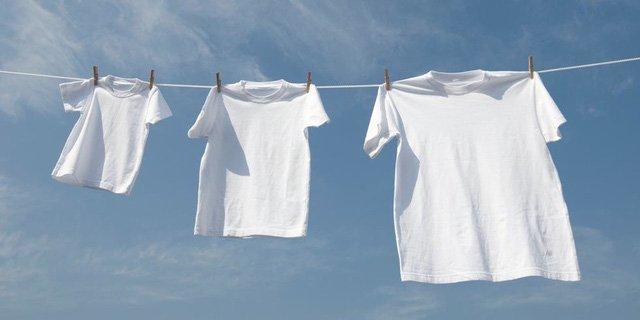 5 cách giặt áo trắng hiệu quả, giữ bền màu