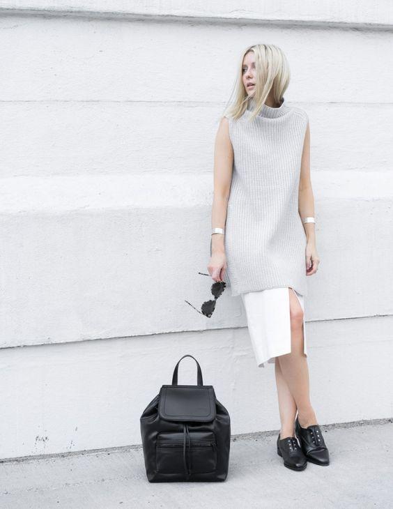 3 blogger đình đám thế giới mặc tối giản như thế nào?